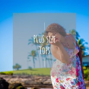 Tops - PLUS size tops